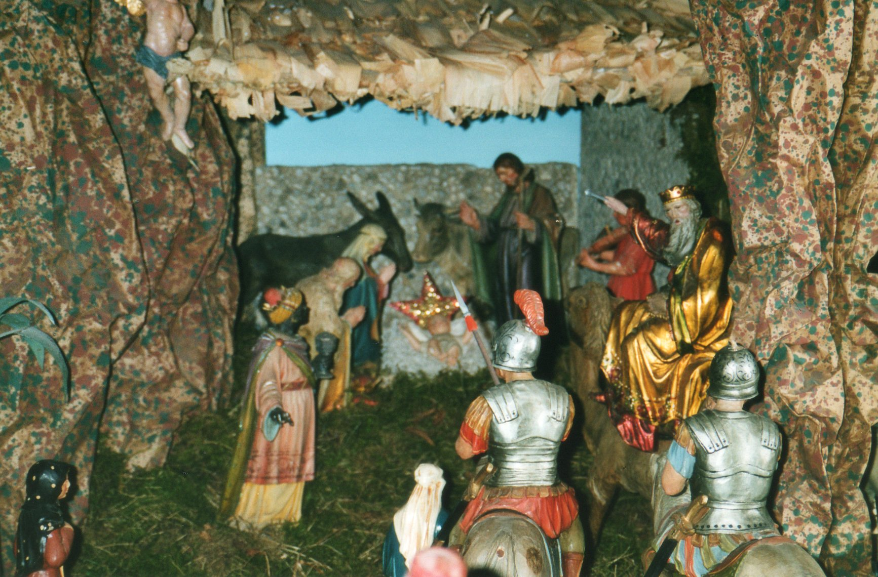 Presepe di San Rocco a Gemona (1999 e 2000)