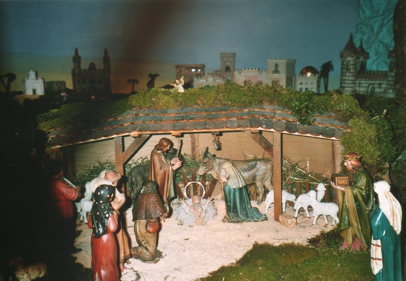 Presepe di San Rocco (2003 e 2004)