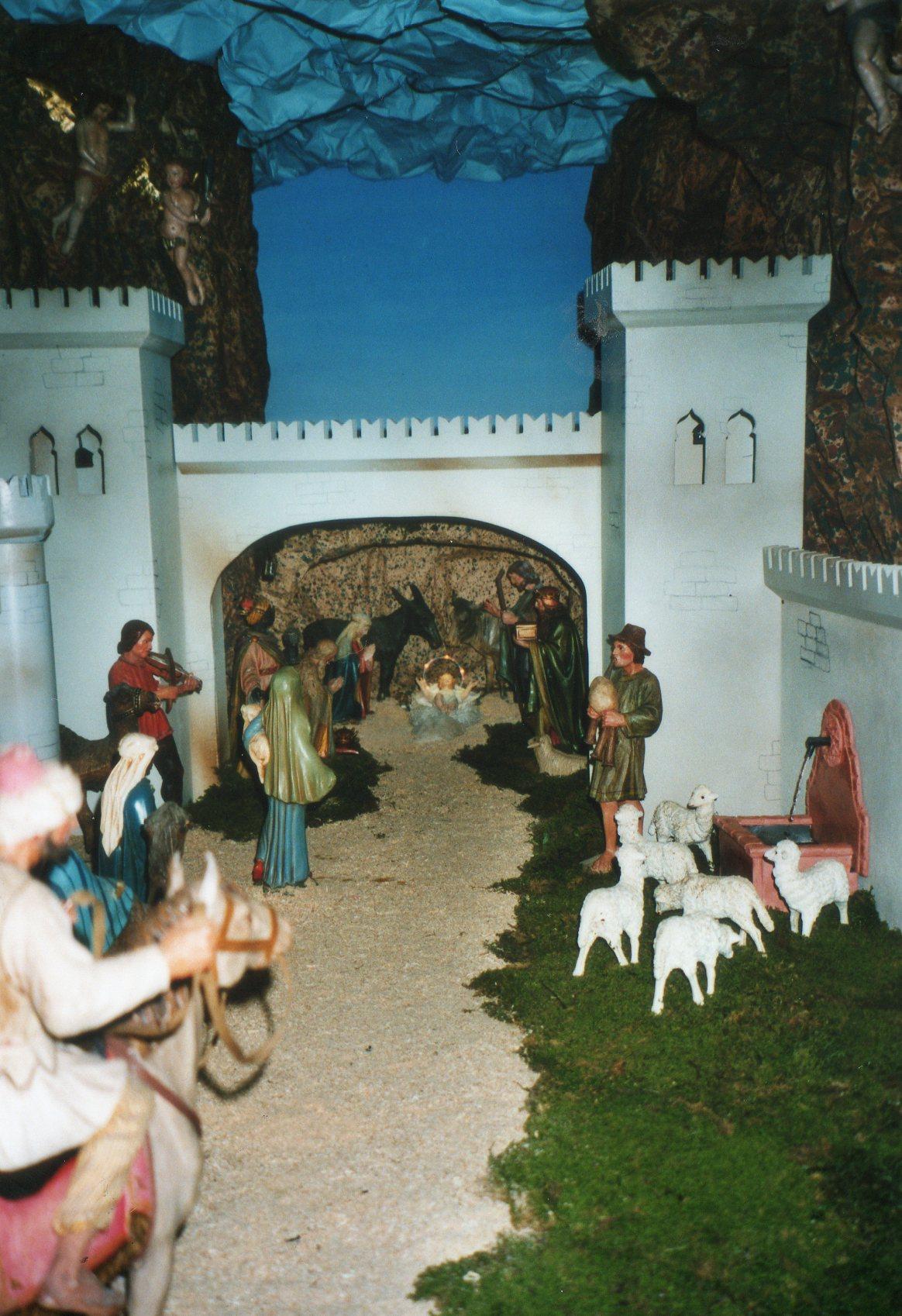 Presepe di San Rocco (2008 e 2009)