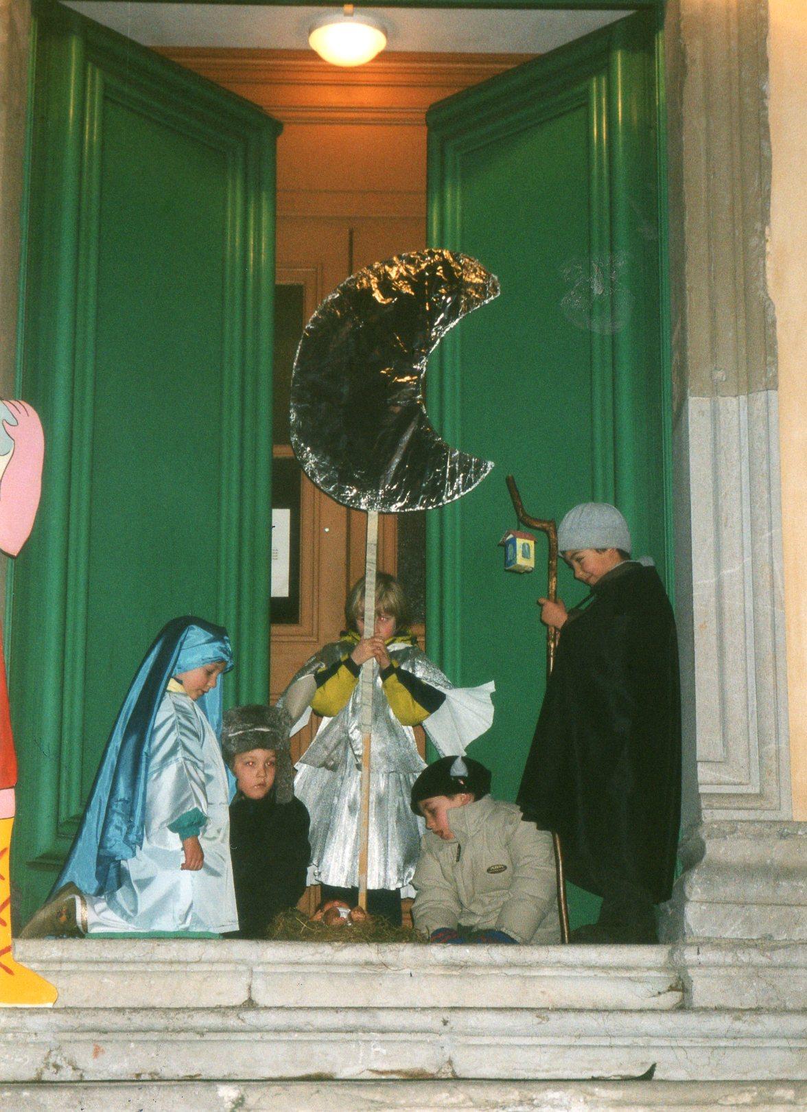 Presepe di San Rocco (2001 e 2002)